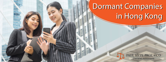 Hong Kong Dormant Companies