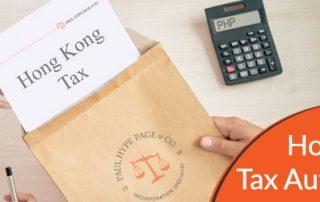 Tax Authorities in Hong Kong