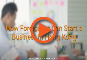 Can Start a Business in Hong Kong