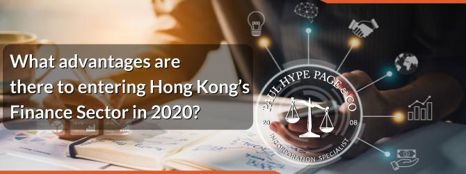 Hong Kong Financial Sector in 2020