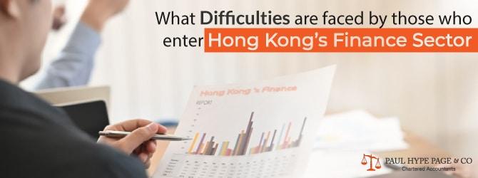 Hong Kong Finance Sector 2020