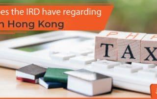 Taxation in Hong Kong