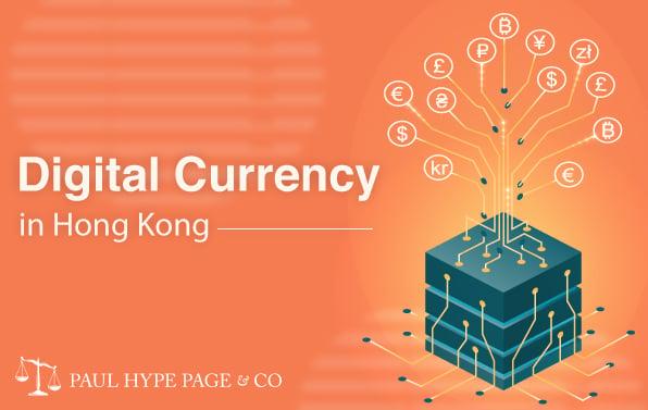 Hong Kong Digital Currency
