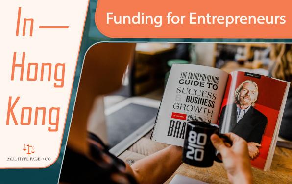Entrepreneurs in Hong Kong