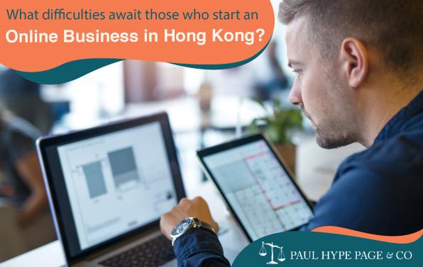 Online Business in Hong Kong