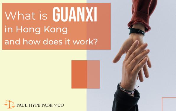 GuanXi in Hong Kong