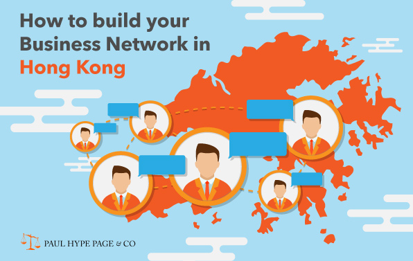 How to build your Business Network in HK