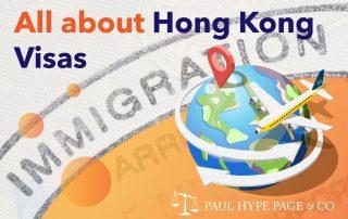 Hong Kong Visas