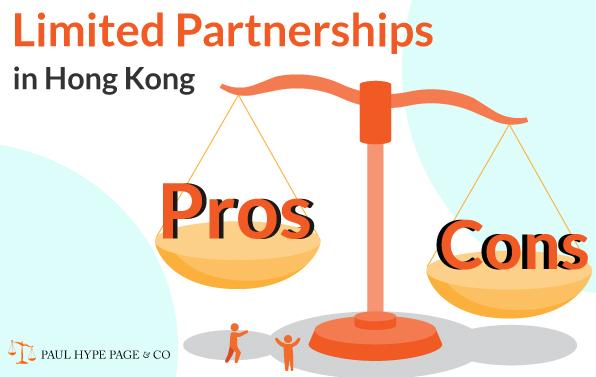 Limited Partnerships in Hong Kong