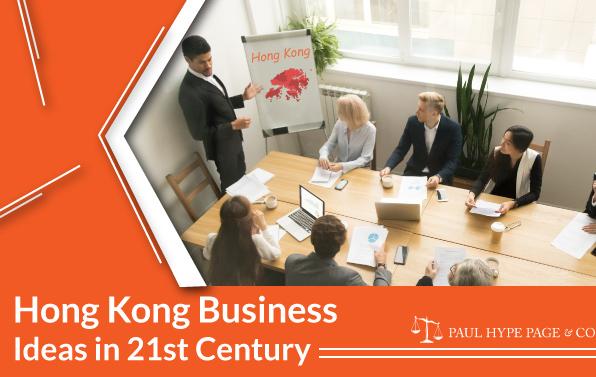 Hong Kong Business Ideas