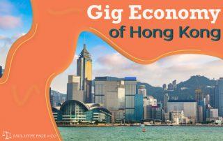 Gig Economy of Hong Kong
