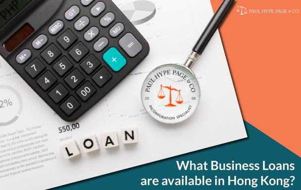 Business Loans in Hong Kong
