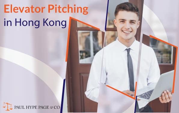 Hong Kong Elevator Pitching