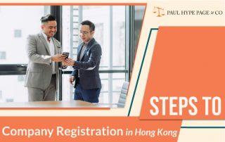 Company Registration in Hong Kong